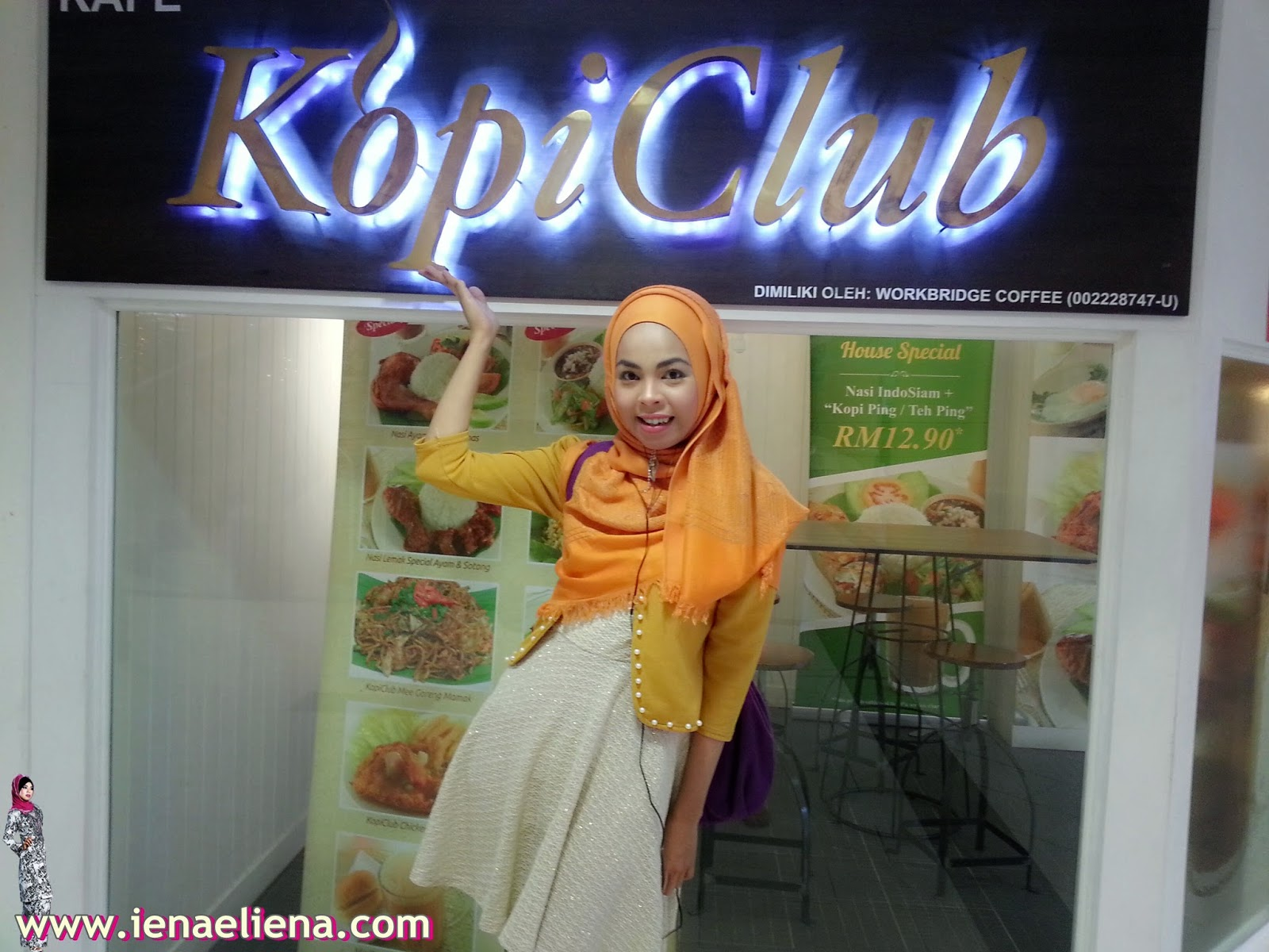 KOPI CLUB SUNGEI WANG PLAZA