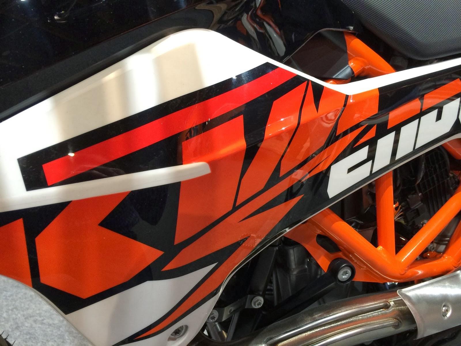 2014 KTM 690 Eduroro R grpahics