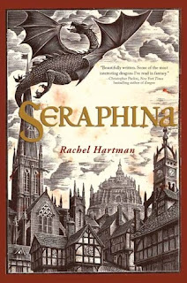 Seraphina Rachel Hartman book cover
