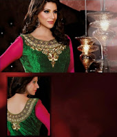 Sonali Bendre Anakali Suits