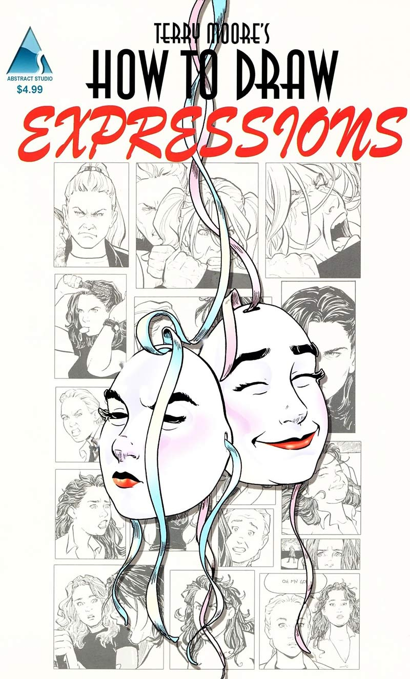 """[Descarga] """"Cómo dibujar expresiones"""", por Terry Moore"""