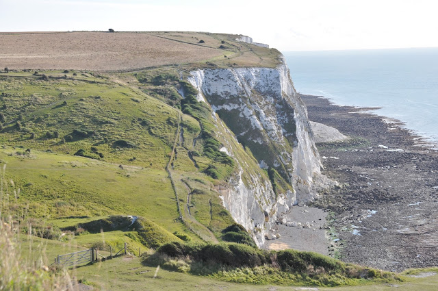 Dover+white+cliffs