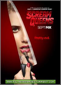 Scream Queens 1ª Temporada Torrent Legendado (2015)