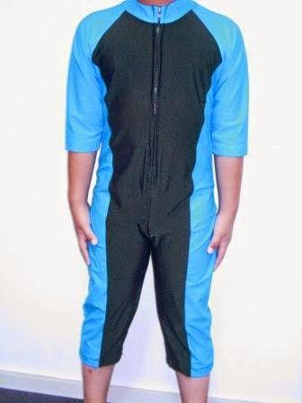 contoh model baju renang anak laki laki modis