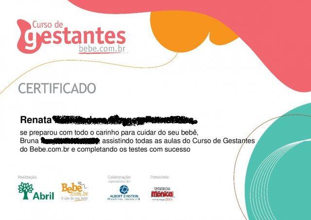 Cursos online gr tis com certificado curso gestantes for Curso de interiorismo gratis