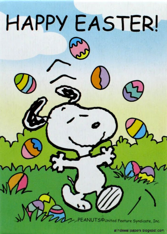 Snoopy Easter Wallpaper Related Keywords  Suggestions   Snoopy