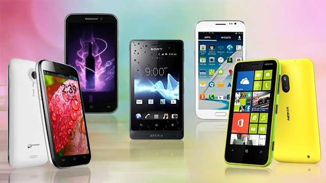 Top 5 Best Smartphones in 2013