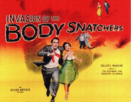 The Body Snatchers - Big Ass, Miniskirt