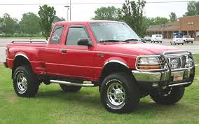 My Red Ford Ranger