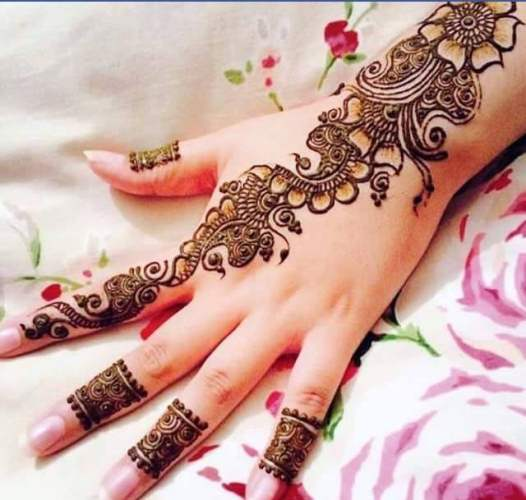 Best Mehndi Designs Hands Body Henna Ideas Fashiontota