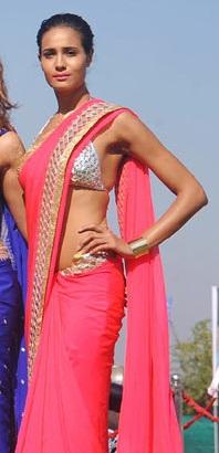 sexy saree hindu