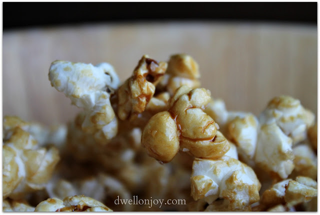 how to make kettle corn with brown sugar