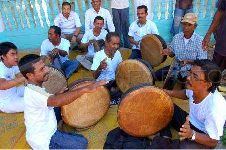 Rapai, One of Aceh Traditional Music Instruments