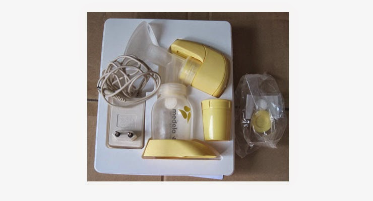 may hut sua medela mini electric