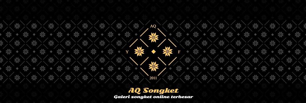 AQ Songket | AQ Fashionist