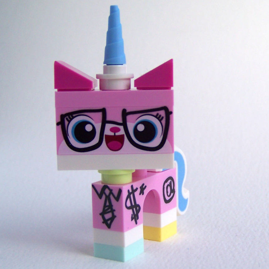 LEGO Biznis Kitty