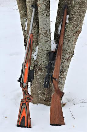 Kivääri karhujahtiin