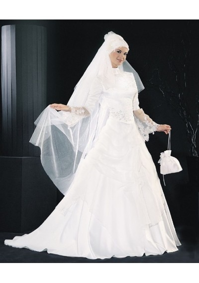 Site Blogspot  Western Wedding Dresses on Fashion 2012   Fashion 2012   Fashion Trends  Muslim Wedding Dresses