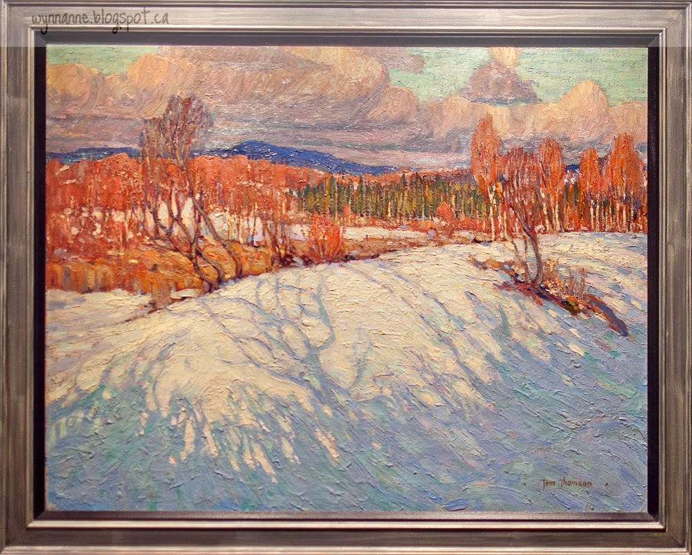 Algonquin Park, by Tom Thomson