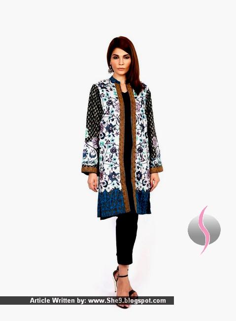 Finest Ready to Wear for Eid 2015 by Sana Safinaz - She9 | Change ...