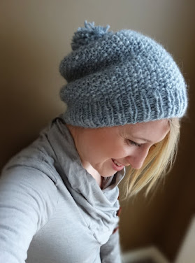 "New Release! ""the Seed Stitch Slouch"""