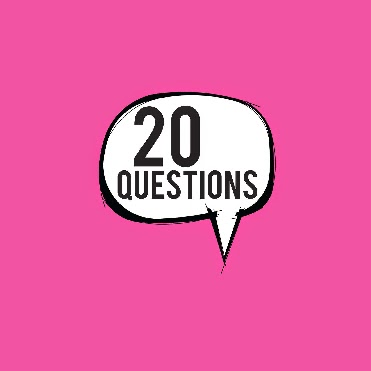 20 Questions (Because I am Ill-Prepared to Discuss Books Today)