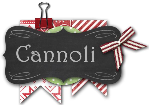 Cannoli !