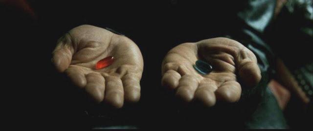 Faça sua escolha.