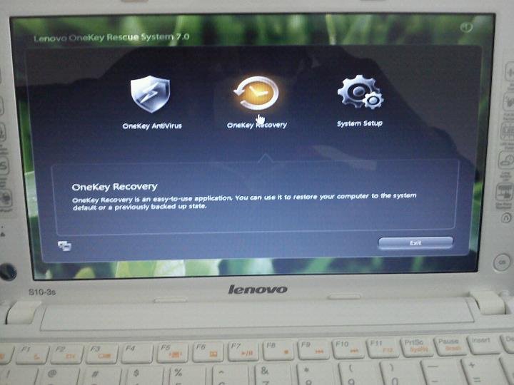 Lenovo Recovery Disk Guide for Windows XP, Vista, 7