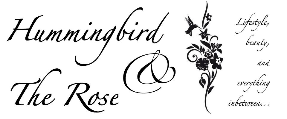 Hummingbird And The Rose