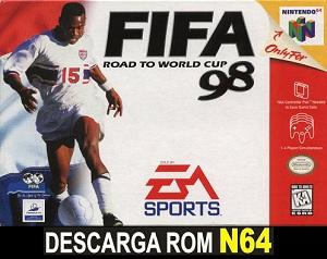 FIFA - Road to World Cup 98 ROMs Nintendo64 Español