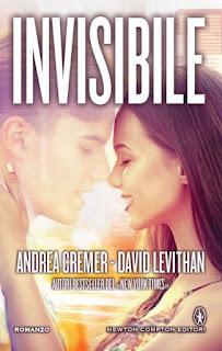 Invisibile di Andrea Cremer e David Leviathan, sul mio scaffale