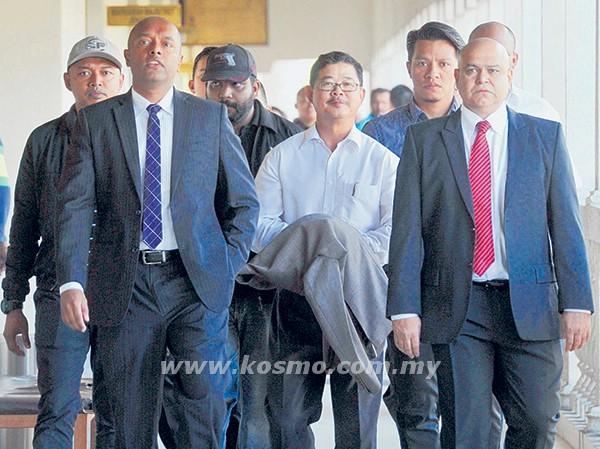 Bekas Ketua JSJ Kuala Lumpur Dituduh Tidak Isytihar Wang Komisen Hampir Sejuta