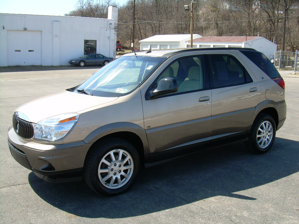 Used 2007 Buick Rendezvous Pricing Features Edmunds Upcomingcarshq Com