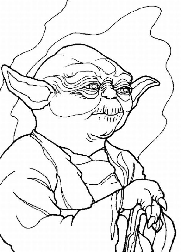 Star Wars Coloring Pages Learn
