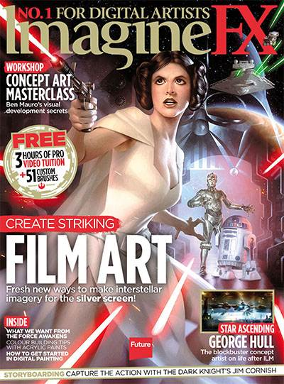 ImagineFX Magazine Issue 122 June 2015