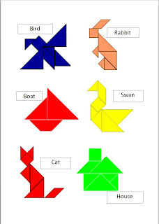 Eloquent image with regard to tangram template printable