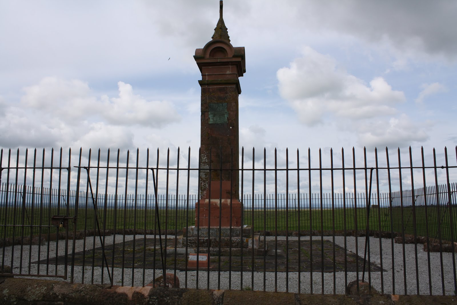 King Edwards Monument