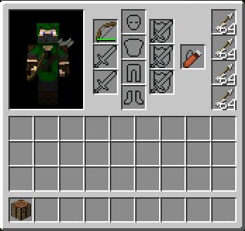 Minecraft inventory slot ids 1.8