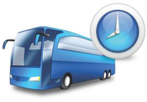 Novos horários de ônibus Lagoinha X Taubaté