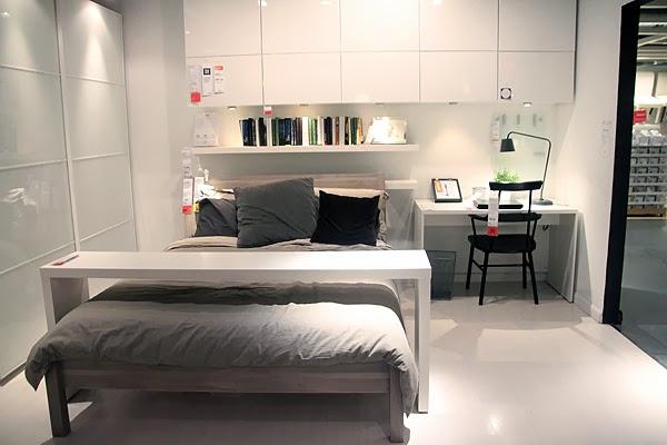 A Muse: IKEA Showroom Exploration Inspiration. Organization Ideas Aplenty.