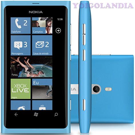 Nokia Lumia 800 YOIGO: características y precios
