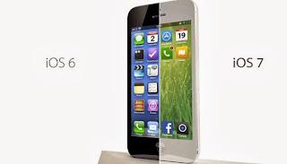 Tampilan iOS7 Membuat Pengguna Pusing