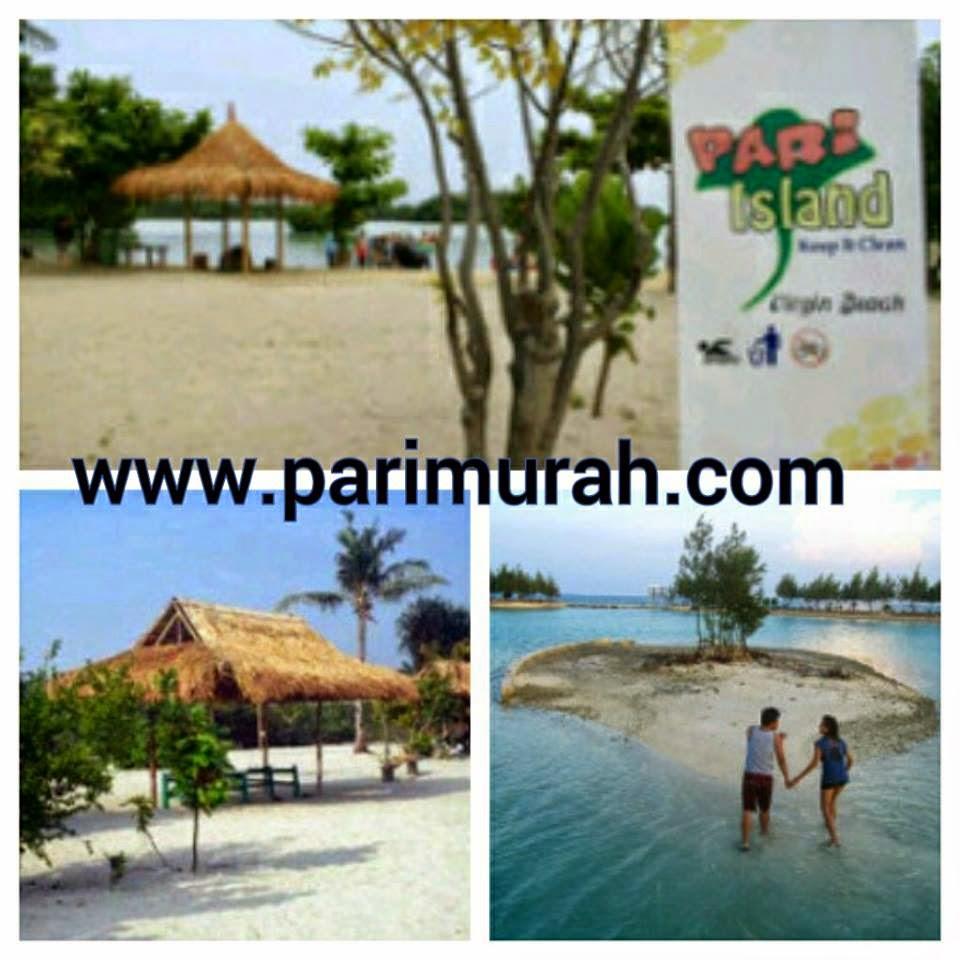 Pantai Perawan (icon Pari)