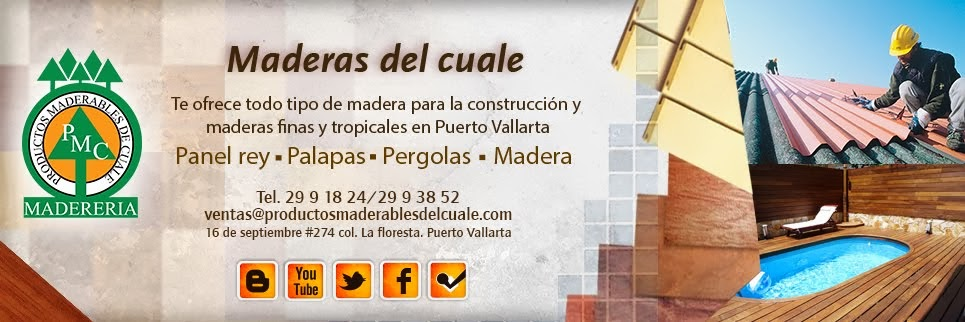 Productos Maderables de Cuale