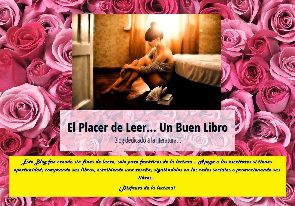 El Placer de Leer... un buen libro...