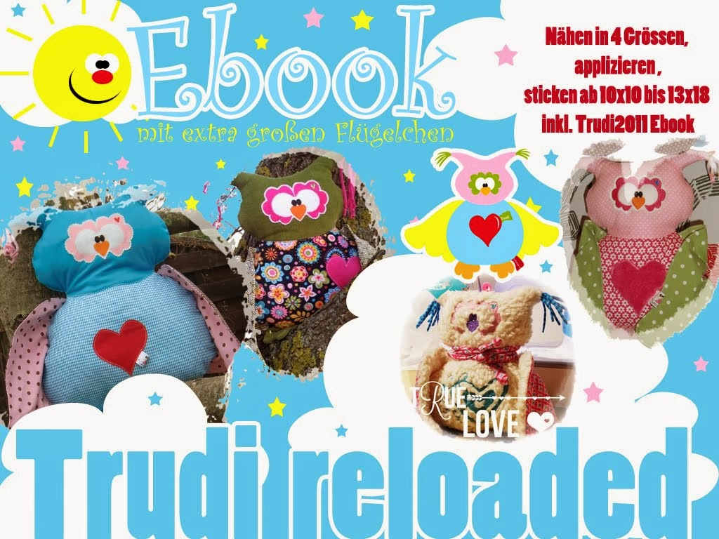Ebook Trudi reloaded♥fettes Eulenfanpaket♥