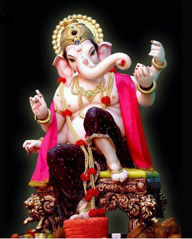Why Lord Ganesha worshiped first?