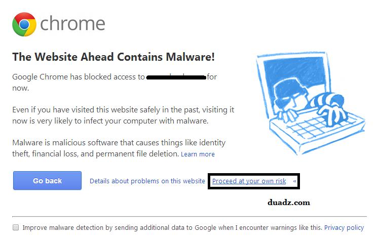 Cara Lepasi Malware Pada Sesebuah Website