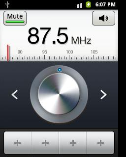 Andro-id v3.3.1 FM Radio App